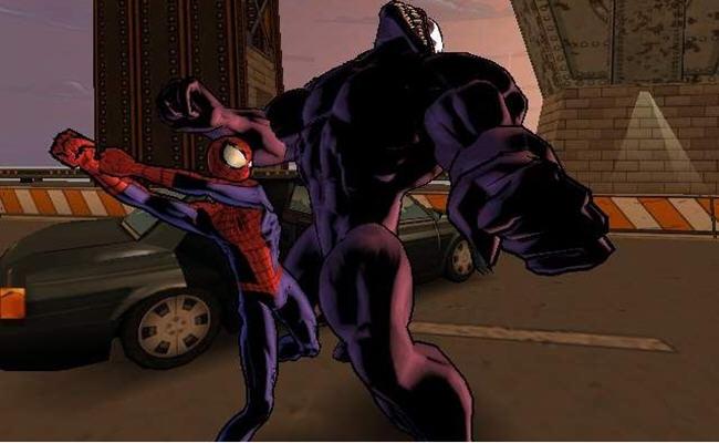 终极蜘蛛侠截图2