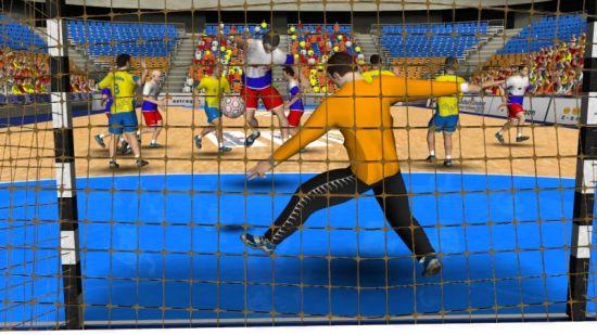 手球模拟:欧洲锦标赛2010