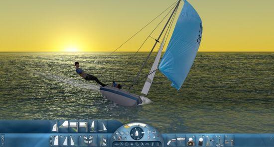 帆船运动模拟2010