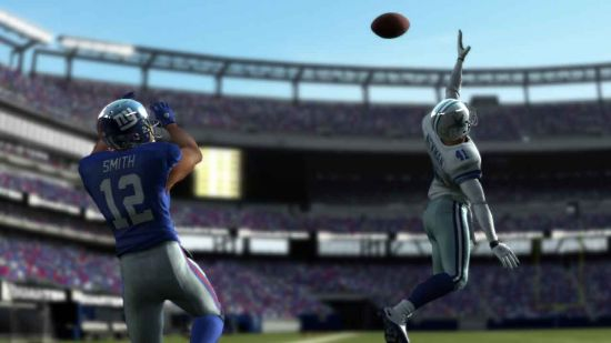 《Madden NFL》在我国与美国的game市场享受着两重天的报酬