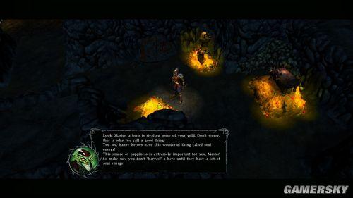 策略游戏《地下城》最新游戏截图及设定图