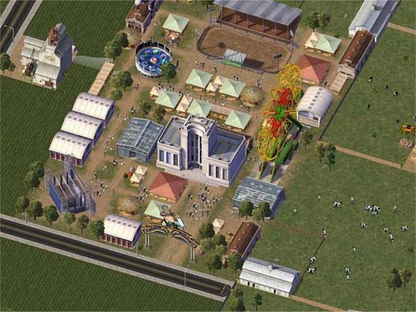 模拟城市4尖峰时刻截图0