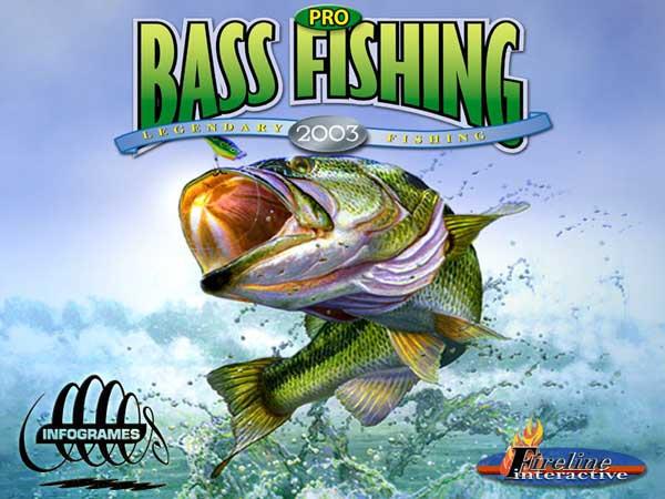 专业钓鱼大赛2003截图0