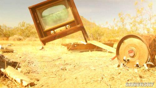 玩家自制《辐射3》短片核子可乐的故事截图