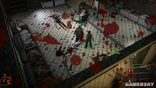 Headup Games公布《僵尸逆境》最新游戏截图