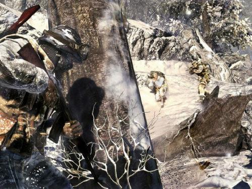 《使命召唤7》最新截图