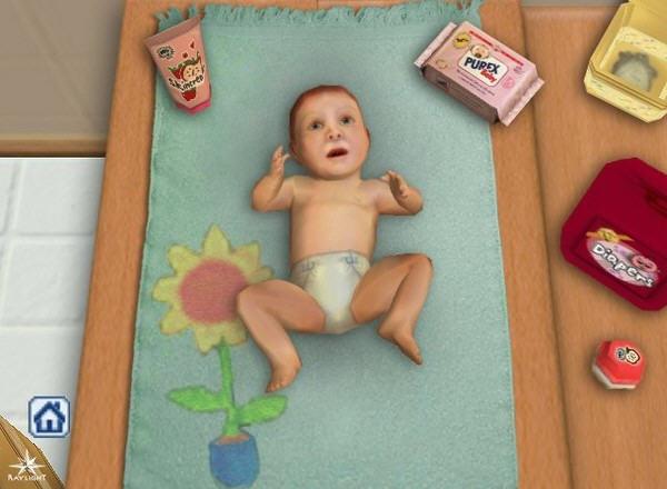我的小宝宝截图1