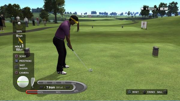 约翰・达利的职业高尔夫截图2