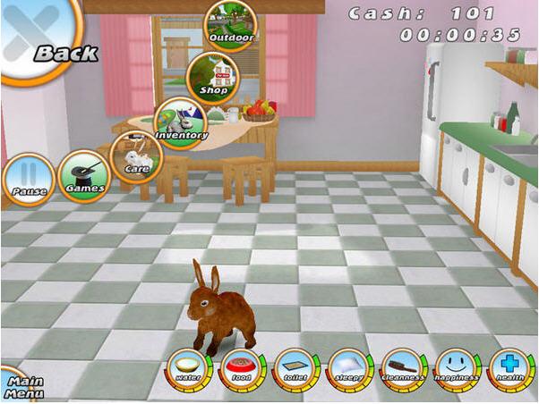 101宠物兔截图2
