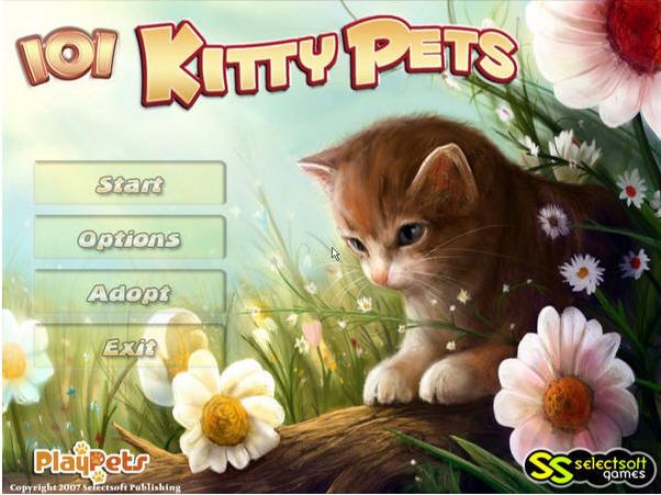 101小猫宠物截图1