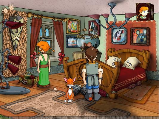 托托和波波飞越童话世界截图1