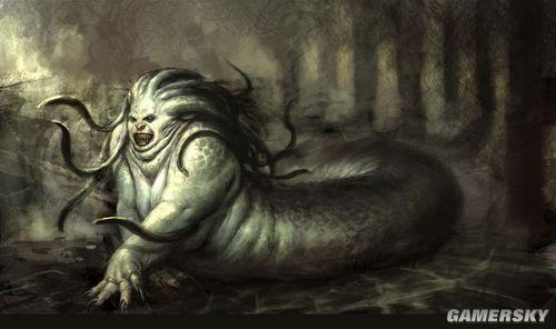 《战神》设定图 看奎爷诞生到最终的演变