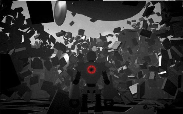50英尺机器人的攻击截图1