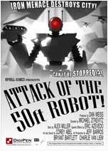 50英尺机器人的攻击下载