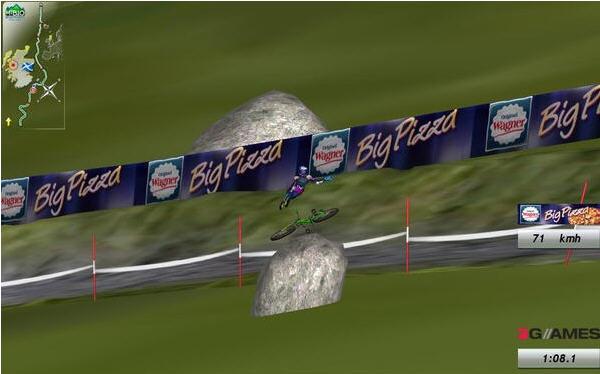 比格披萨山地自行车挑战赛10截图0