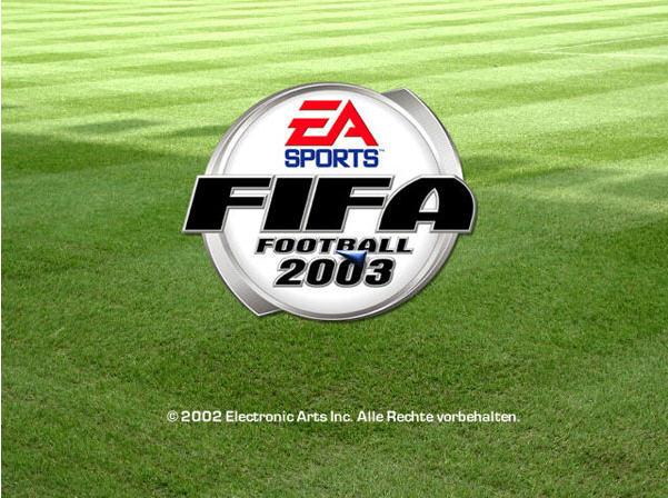 FIFA世界足球2003截图2