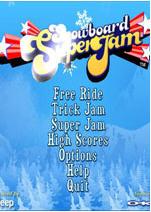 极限滑雪(Snowboard SuperJam)英文硬盘版