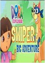 多拉大冒险(Dora the Explorer Swipers Big Adventure!)英文硬盘版