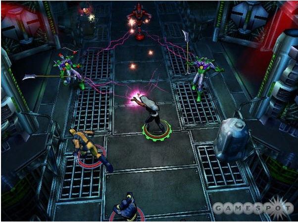 X战警传奇2:天启降临截图0