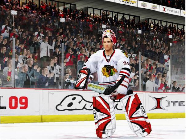EA冰球2009截图0