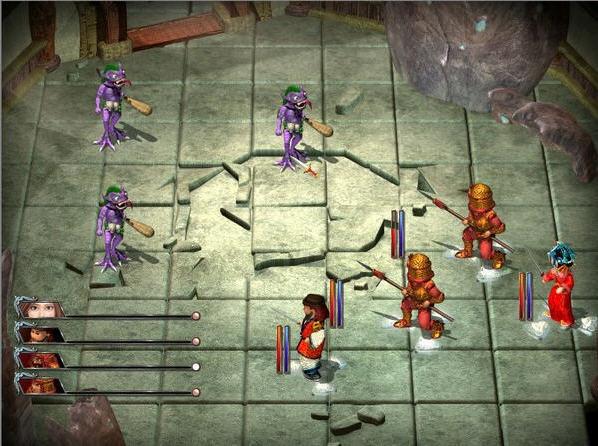 剑灵2幻域封魔截图1