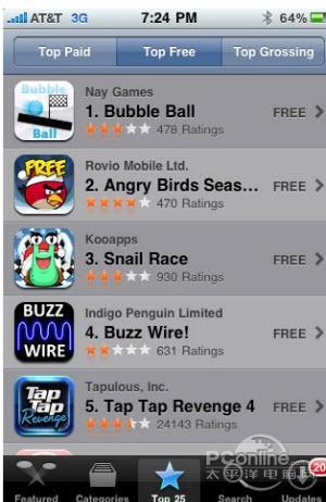 《泡泡球》比《愤怒的小鸟》还要红