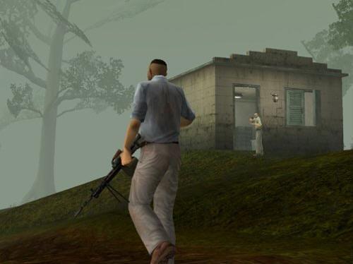 彩虹六号:幽灵行动之荒岛雷鸣截图2