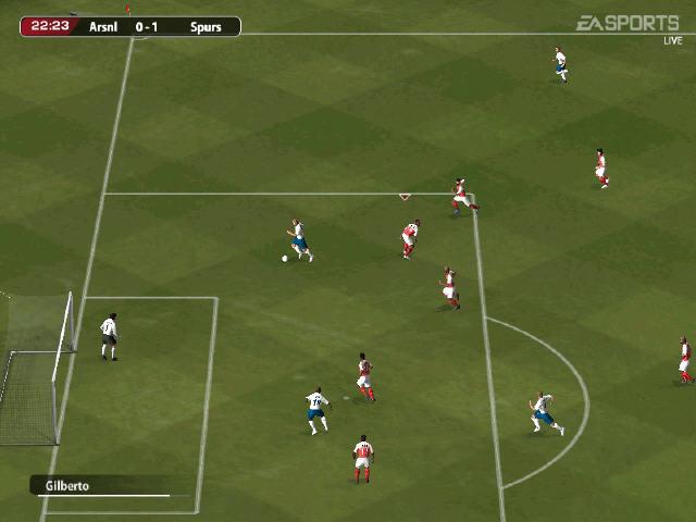 FIFA2005截图0