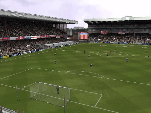FIFA2005截图1