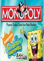 海绵宝宝大富翁(Monopoly SpongeBob SquarePants Edition)英文硬盘版