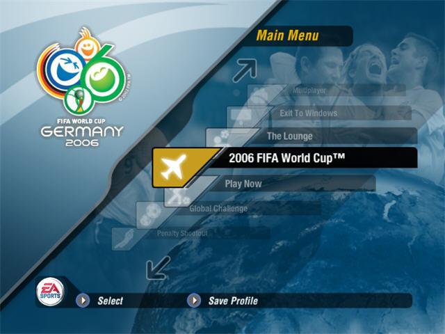 2006FIFA世界杯截图2