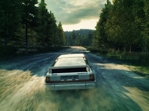 《灰尘3》 官方邀请赛车玩家去总部测试