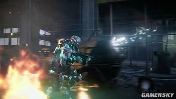 《孤岛危机2》 最新多人模式预告片颁布