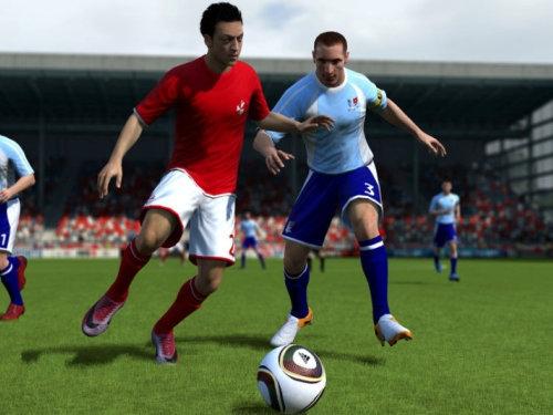 《FIFA 11》截图