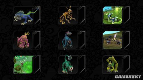 全方位自定义《黑暗孢子》英雄设置介绍