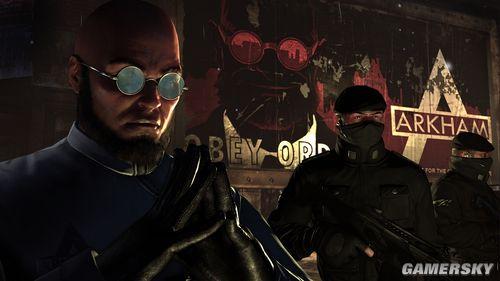 《蝙蝠侠:阿甘之城》泄露的多人模式初看