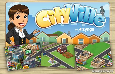 Facebook游戏《CityVille》用户近7250万
