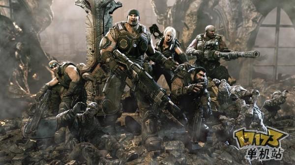 《战争机器:终极版》2月发售疑对应Kinect