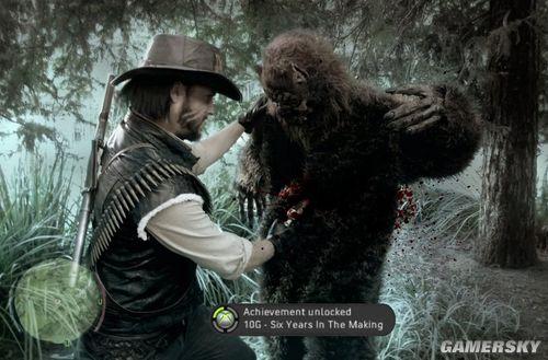 GameSpot评选结果出炉 荒野大镖客年度最佳