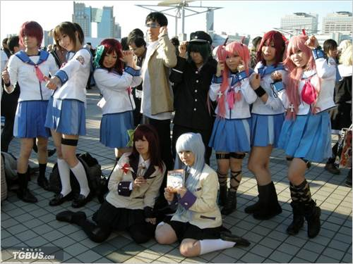 C79 day3 Cosplay
