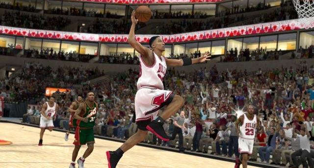 《全美职业篮球联赛2K12》NBA 2K12截图5