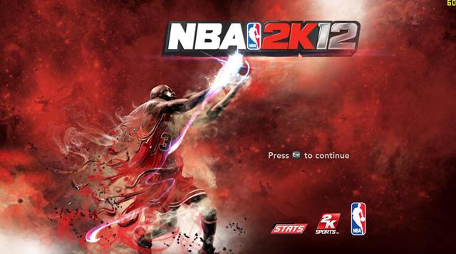 《全美职业篮球联赛2K12》NBA 2K12截图0