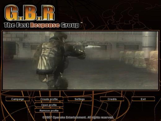 GBR特种突击队截图0