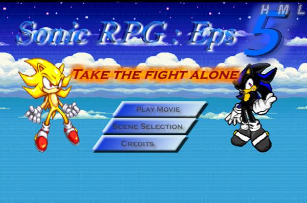 索尼克RPG大战5截图0