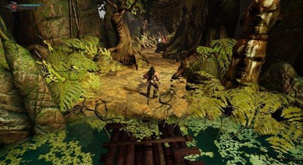 暗黑战神:怪物猎人截图1