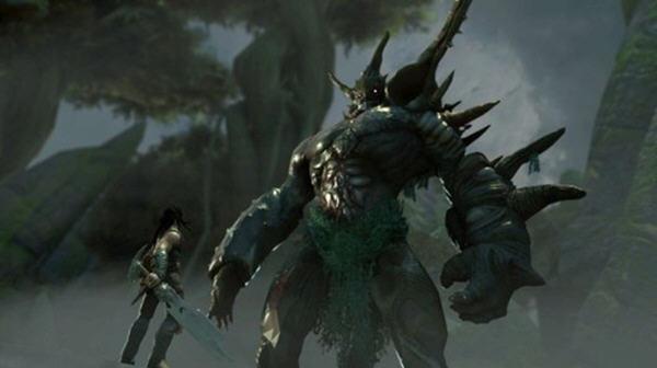 暗黑战神:怪物猎人截图2