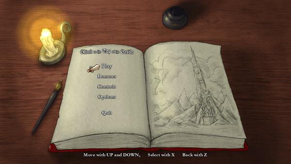 骑士勇闯摩天城堡截图0