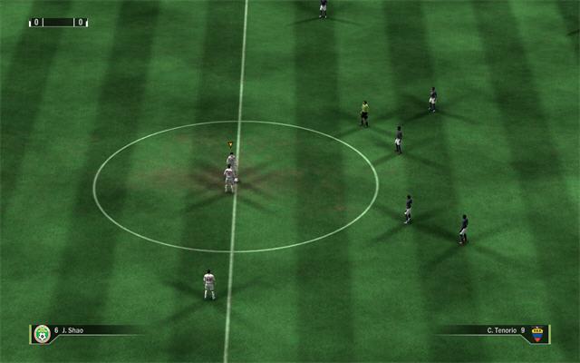 FIFA09截图2