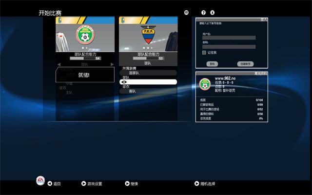 FIFA09截图1