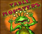 餐桌怪兽类似桌面打苍蝇